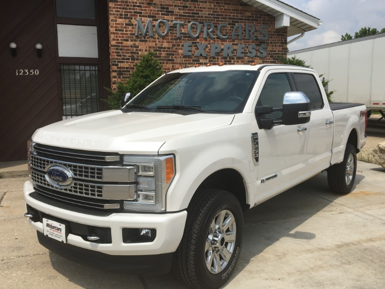 2017 Ford F 250 Platinum For Sale >> 2017 Ford F 250 Super Duty Platinum Stock 24370 For Sale