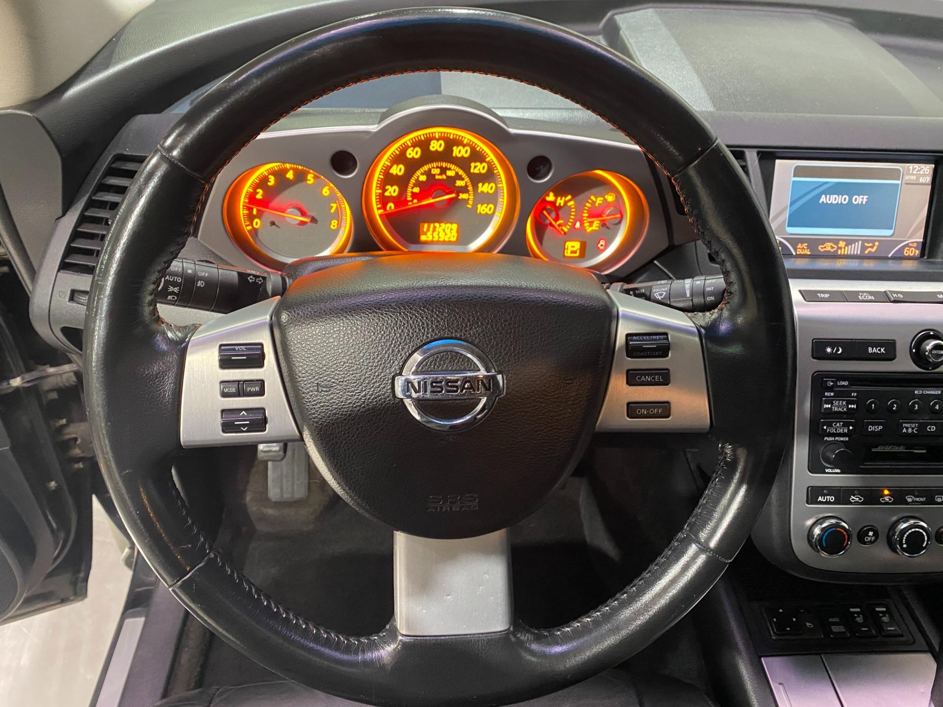 Used-2006-Nissan-Murano-SL-AWD