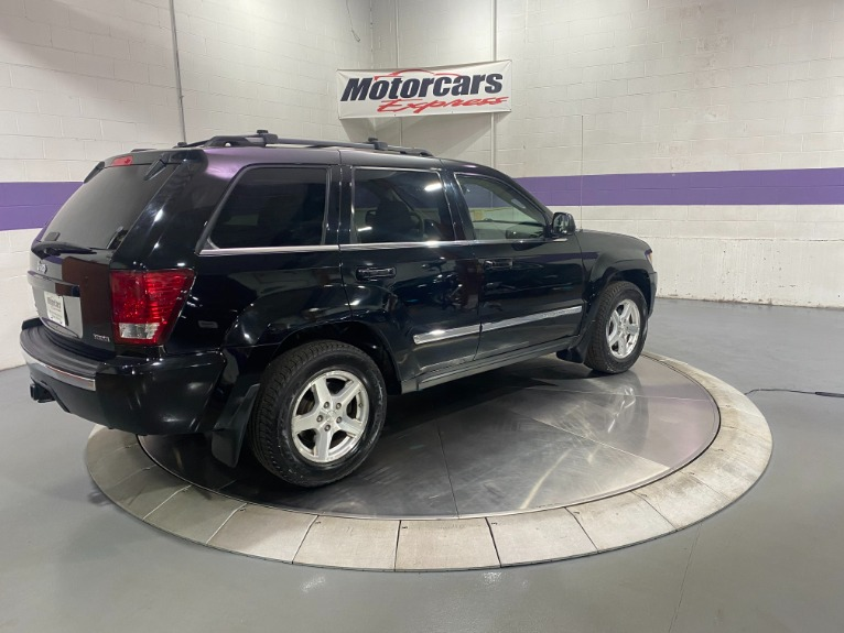 Used-2007-Jeep-Grand-Cherokee-Limited-4X4