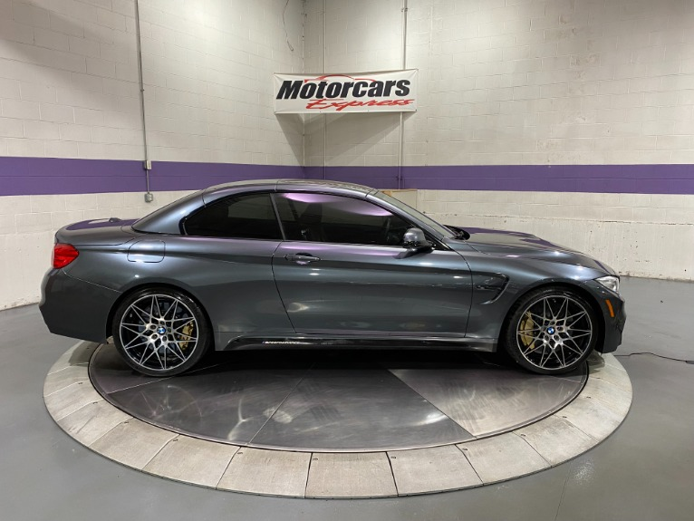 Used-2017-BMW-M4-Convertible-Competition-PKG-RWD