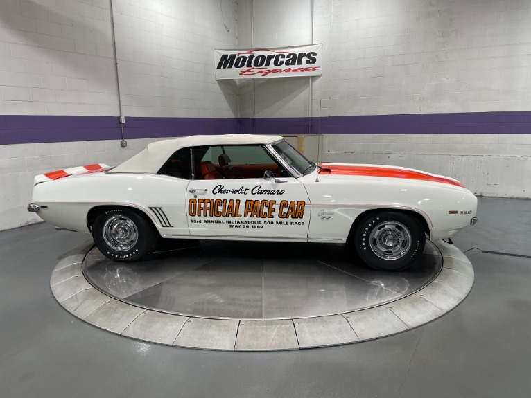 Used-1969-Chevrolet-Camaro-Z11-Pace-Car-Convertible
