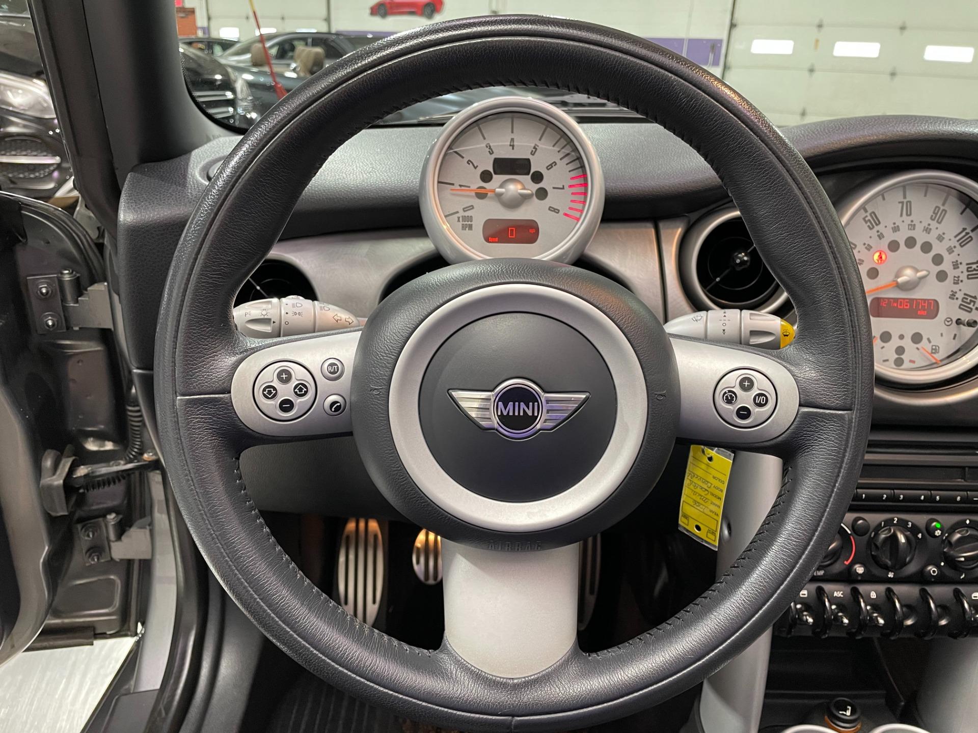 Used-2006-MINI-Cooper-S-Convertible-FWD