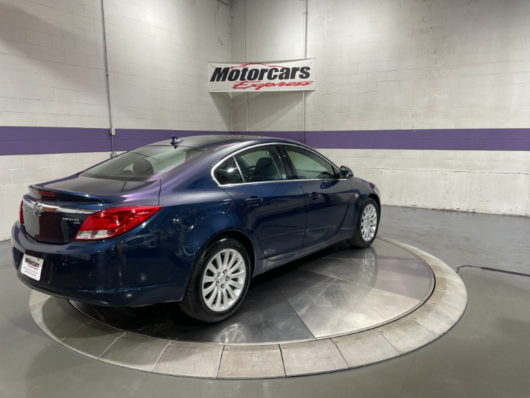 Used-2011-Buick-Regal-CXL-FWD