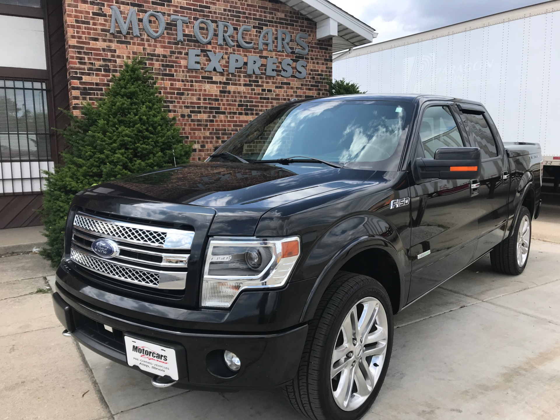 Used 2014 ford f 150 limited