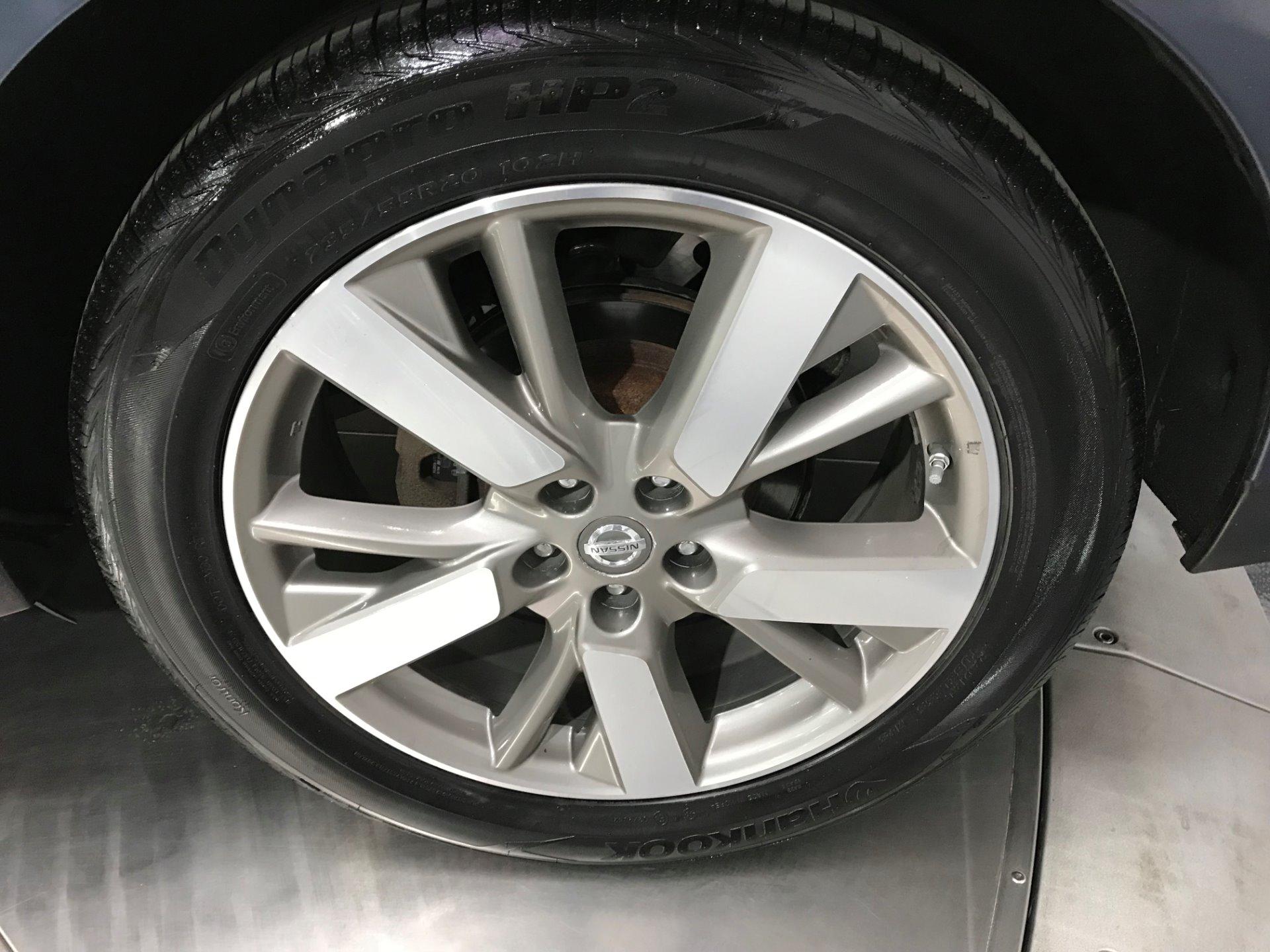 2014 Nissan Pathfinder Platinum Stock 24455 For Sale Near Alsip Trailer Harness Used