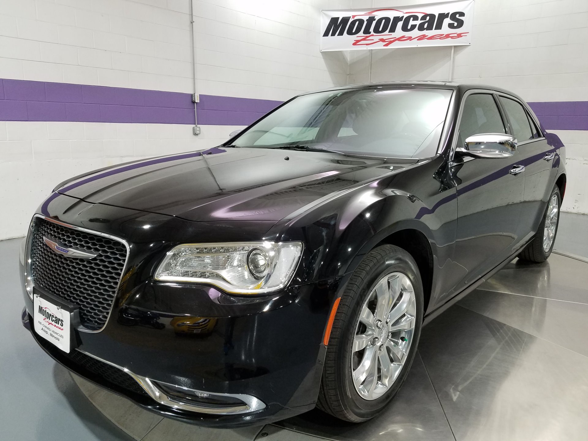 Used 2015 Chrysler 300 C AWD | Alsip, IL