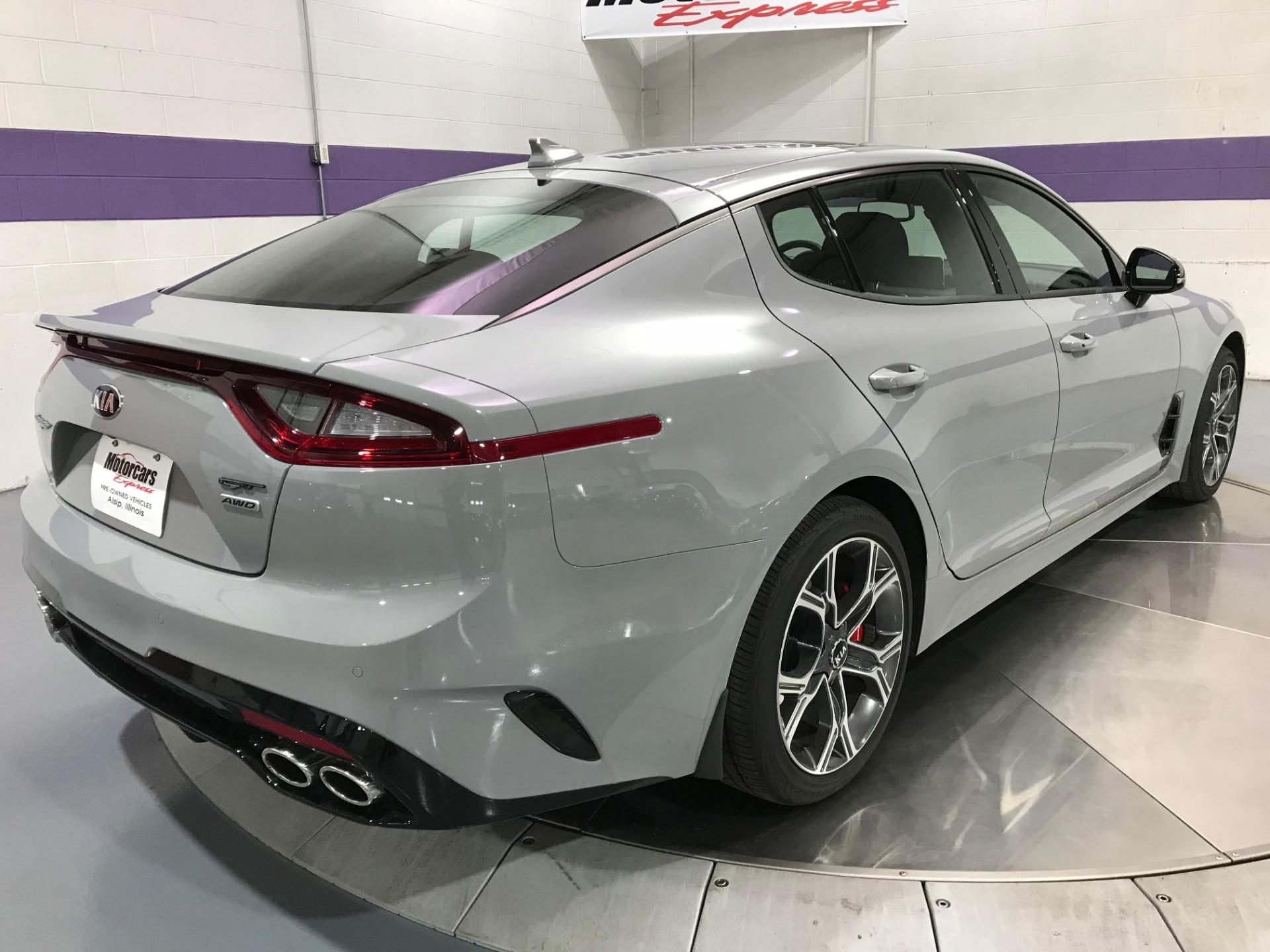 Kia Near Me >> 2018 Kia Stinger GT1 Stock # 24492 for sale near Alsip, IL ...