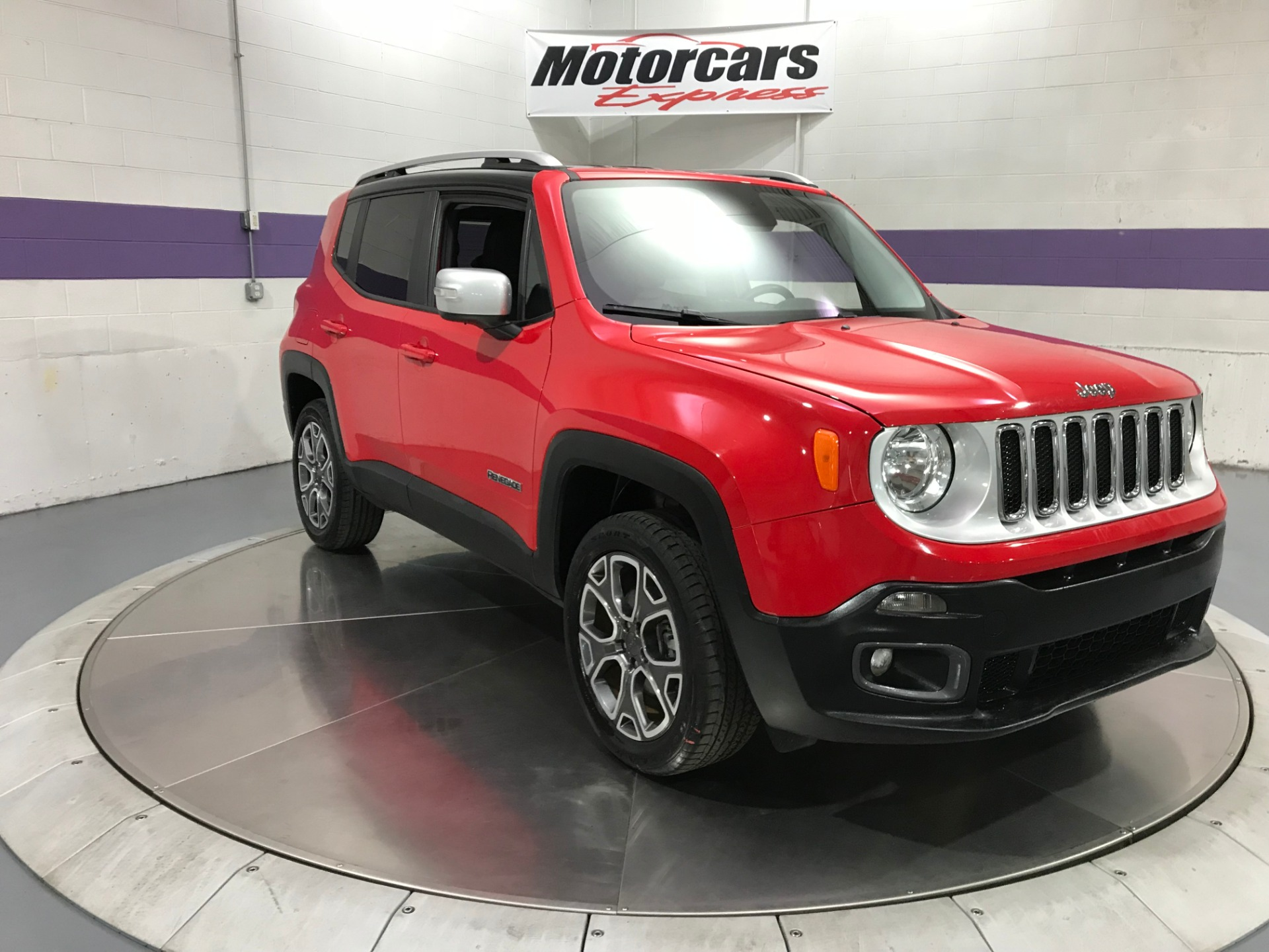 2017 jeep renegade limited 4x4 stock 24459 for sale near alsip il il jeep dealer. Black Bedroom Furniture Sets. Home Design Ideas