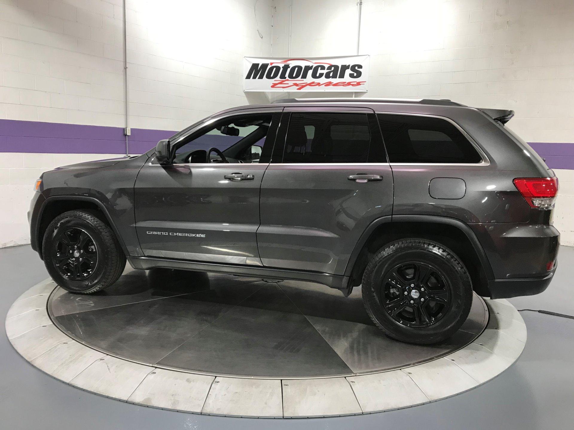 2016 Jeep Grand Cherokee Laredo Stock 22859a For Sale Near Alsip Used