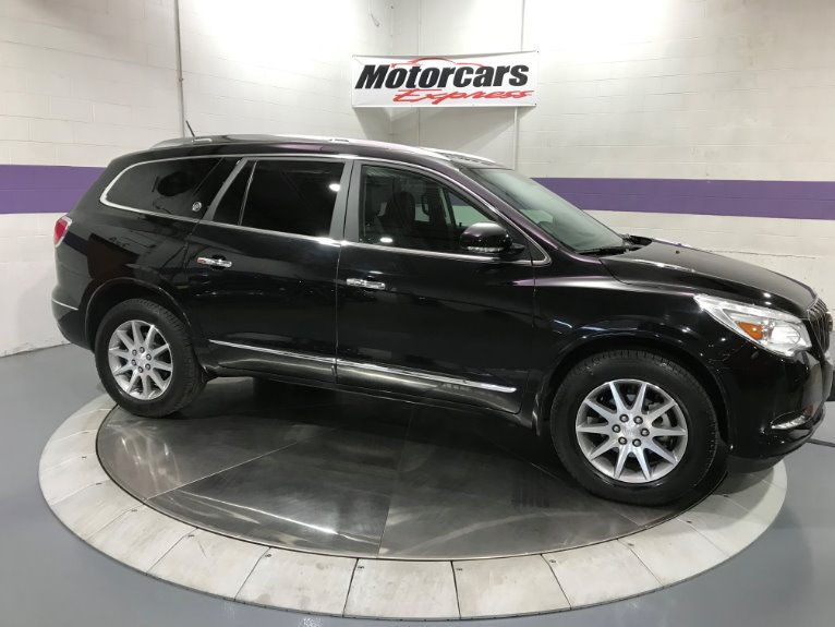 Used-2016-Buick-Enclave-Leather