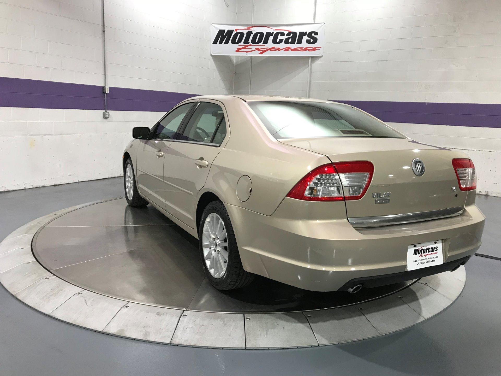 Used-2006-Mercury-Milan-V6-Premier