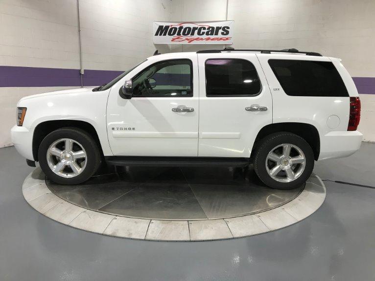 Used-2008-Chevrolet-Tahoe-LTZ