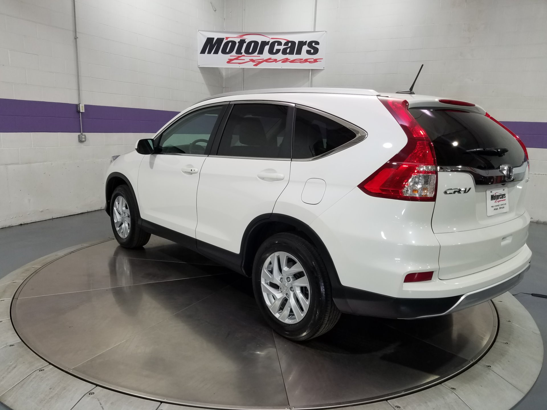 2016 honda cr v ex l awd stock 24525 for sale near alsip il il honda dealer. Black Bedroom Furniture Sets. Home Design Ideas