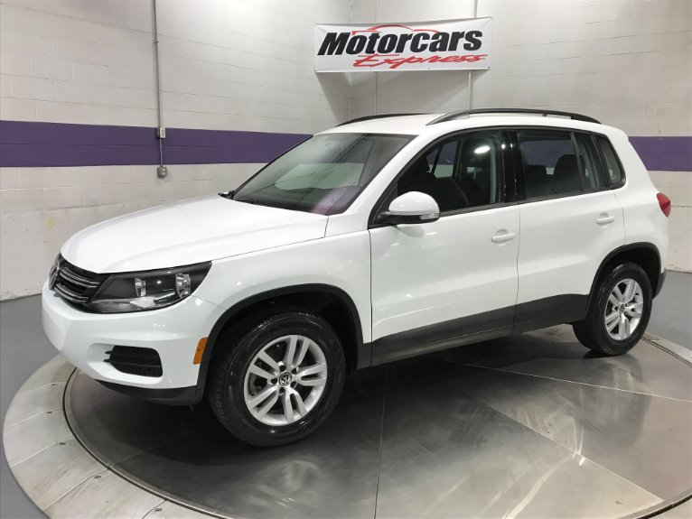 Used-2015-Volkswagen-Tiguan-S