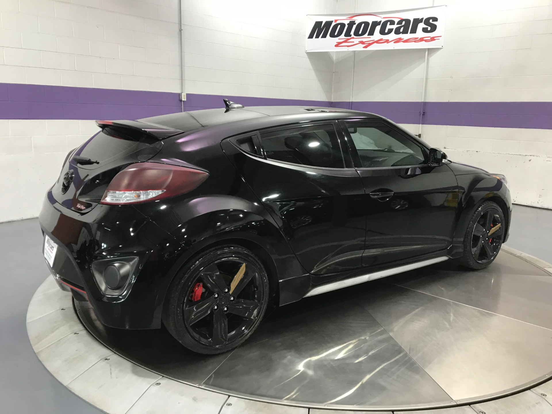 2013 Hyundai Veloster Turbo Stock 24522 For Sale Near