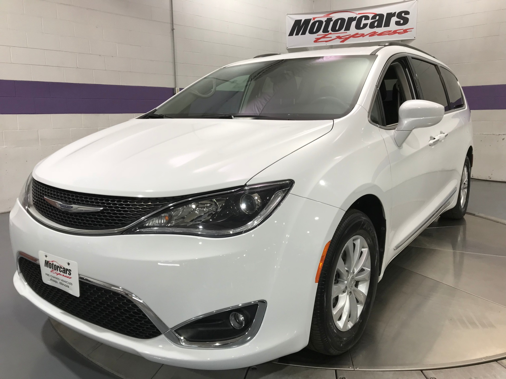 2017 Chrysler Pacifica Touring L Stock 24361 For Sale Near Alsip