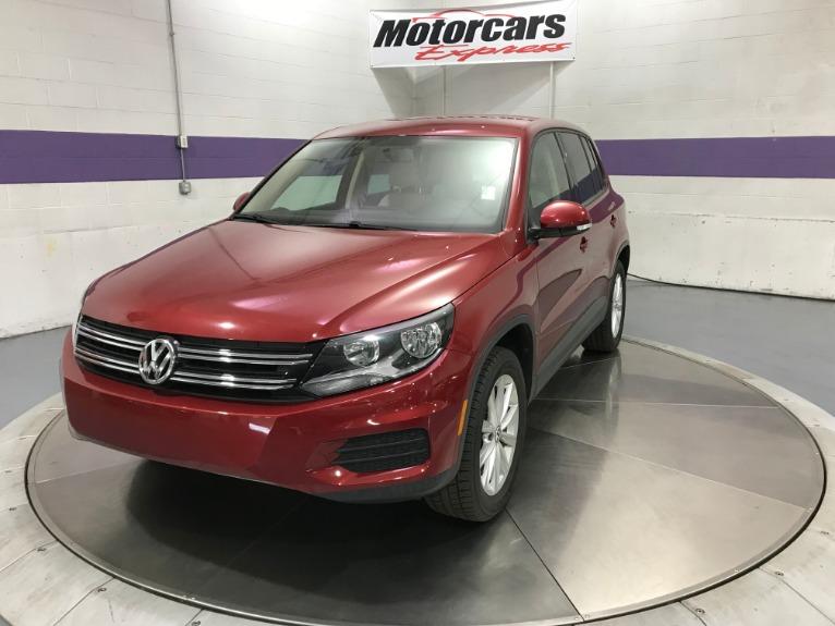Used-2014-Volkswagen-Tiguan-S