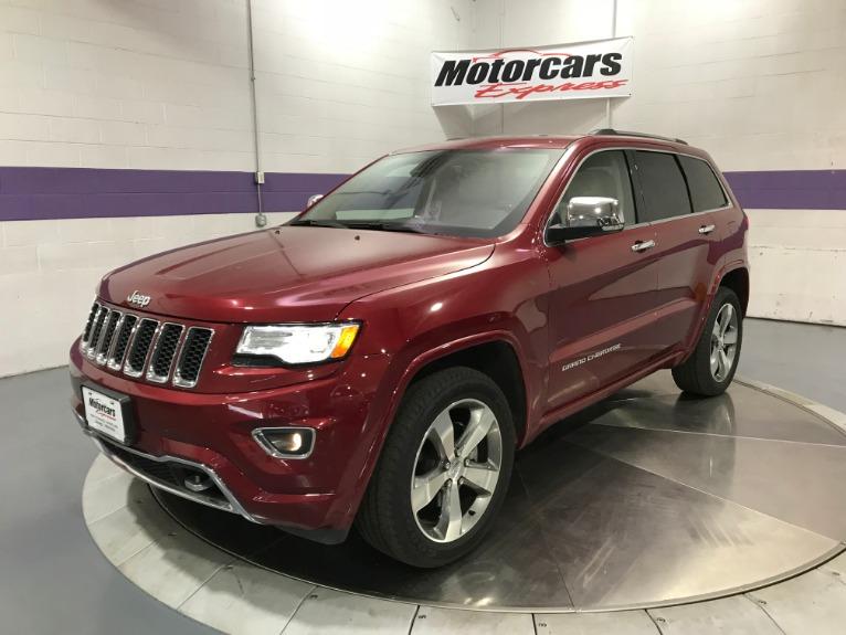 Used-2015-Jeep-Grand-Cherokee-Overland-4X4
