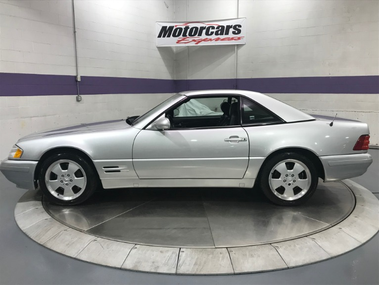 Used-1999-Mercedes-Benz-SL-Class-SL-500