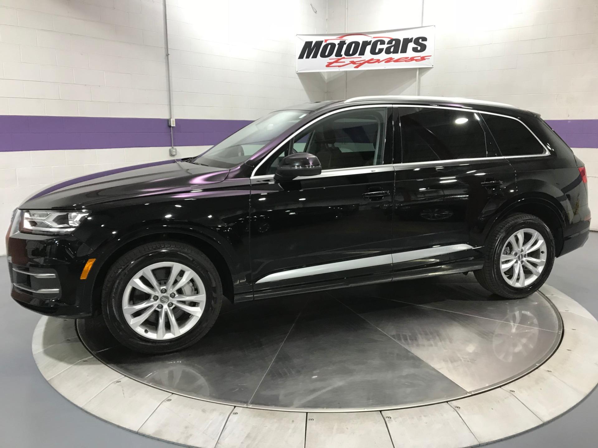 Used 2017 Audi Q7 30t Quattro Premium Plus