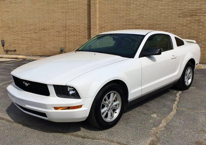 2005 Ford Mustang V6 Deluxe >> 2005 Ford Mustang V6 Deluxe 2dr Fastback Stock # 4518 for
