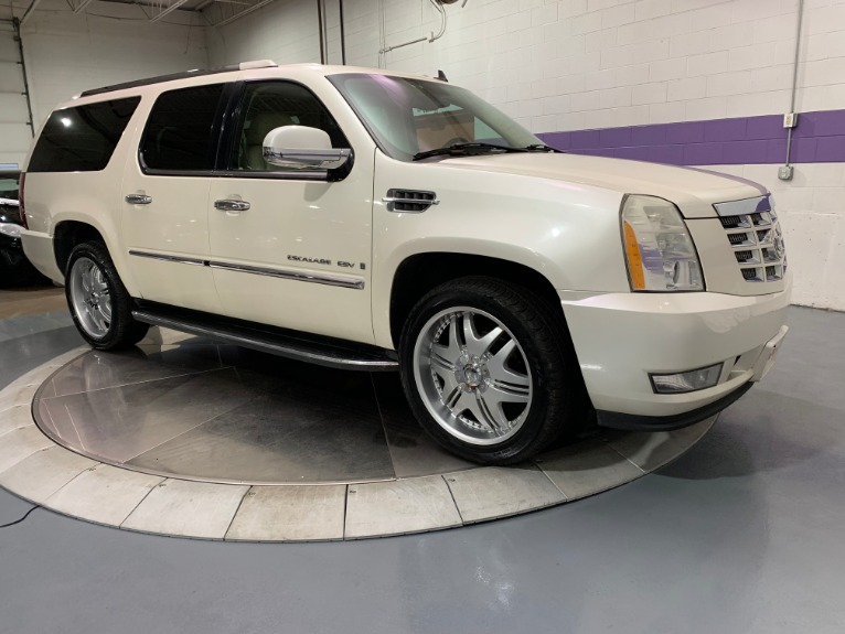 2007 Cadillac Escalade Esv Stock   Mce5 For Sale Near