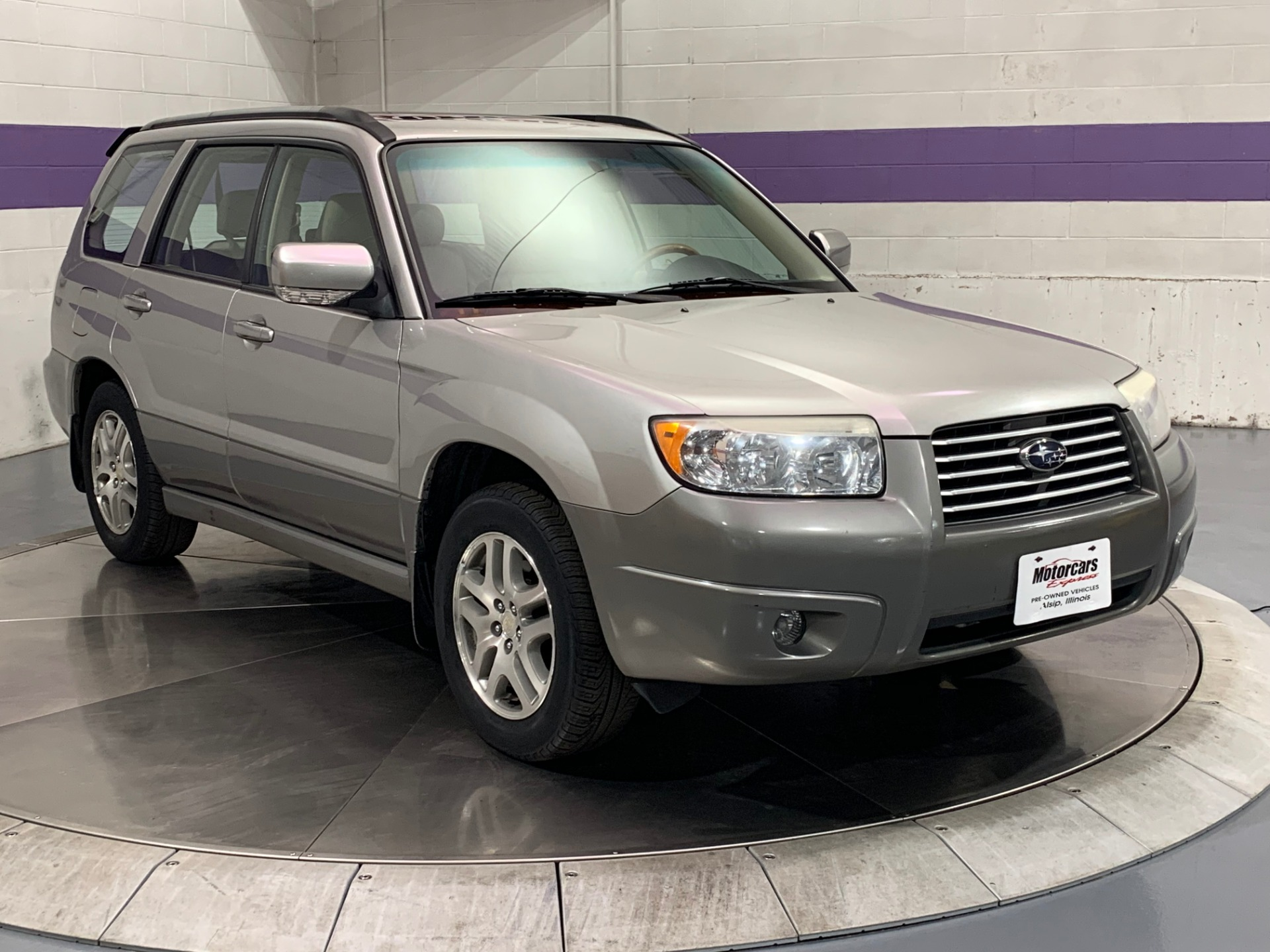 2006 subaru forester 2 5 x l l bean edition stock mce1 for sale near alsip il il subaru dealer. Black Bedroom Furniture Sets. Home Design Ideas