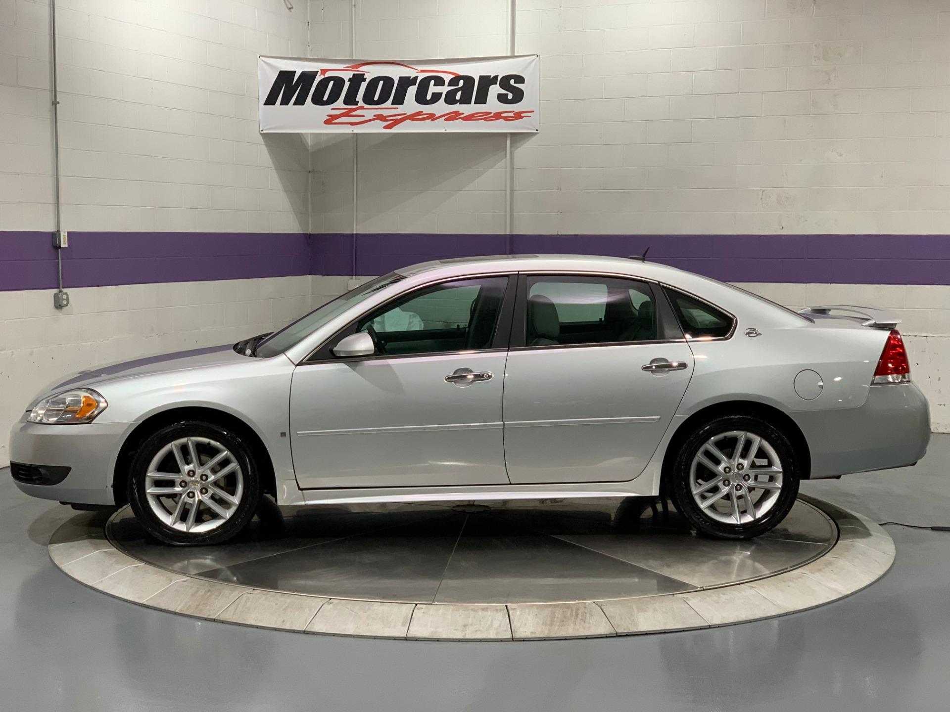 Used-2009-Chevrolet-Impala-LTZ