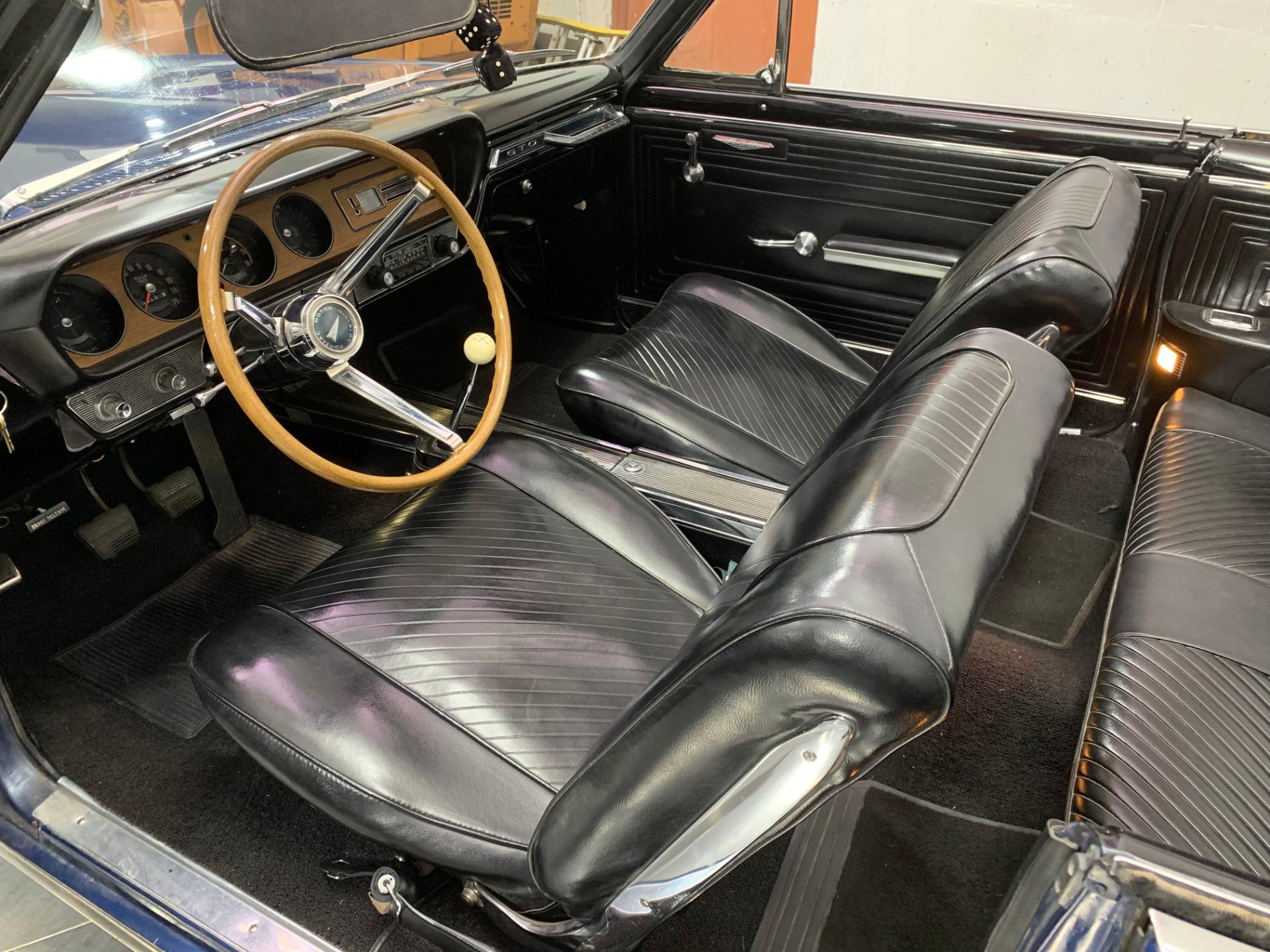 Used-1965-Pontiac-GTO-Convertible