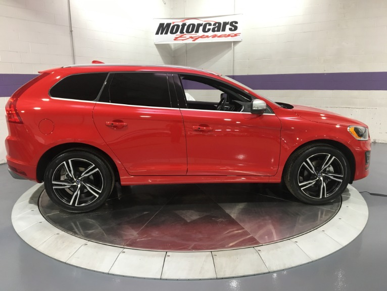 2017 Volvo Xc60 T6 R Design >> 2017 Volvo Xc60 T6 R Design Awd 4dr Suv Stock 24127 For