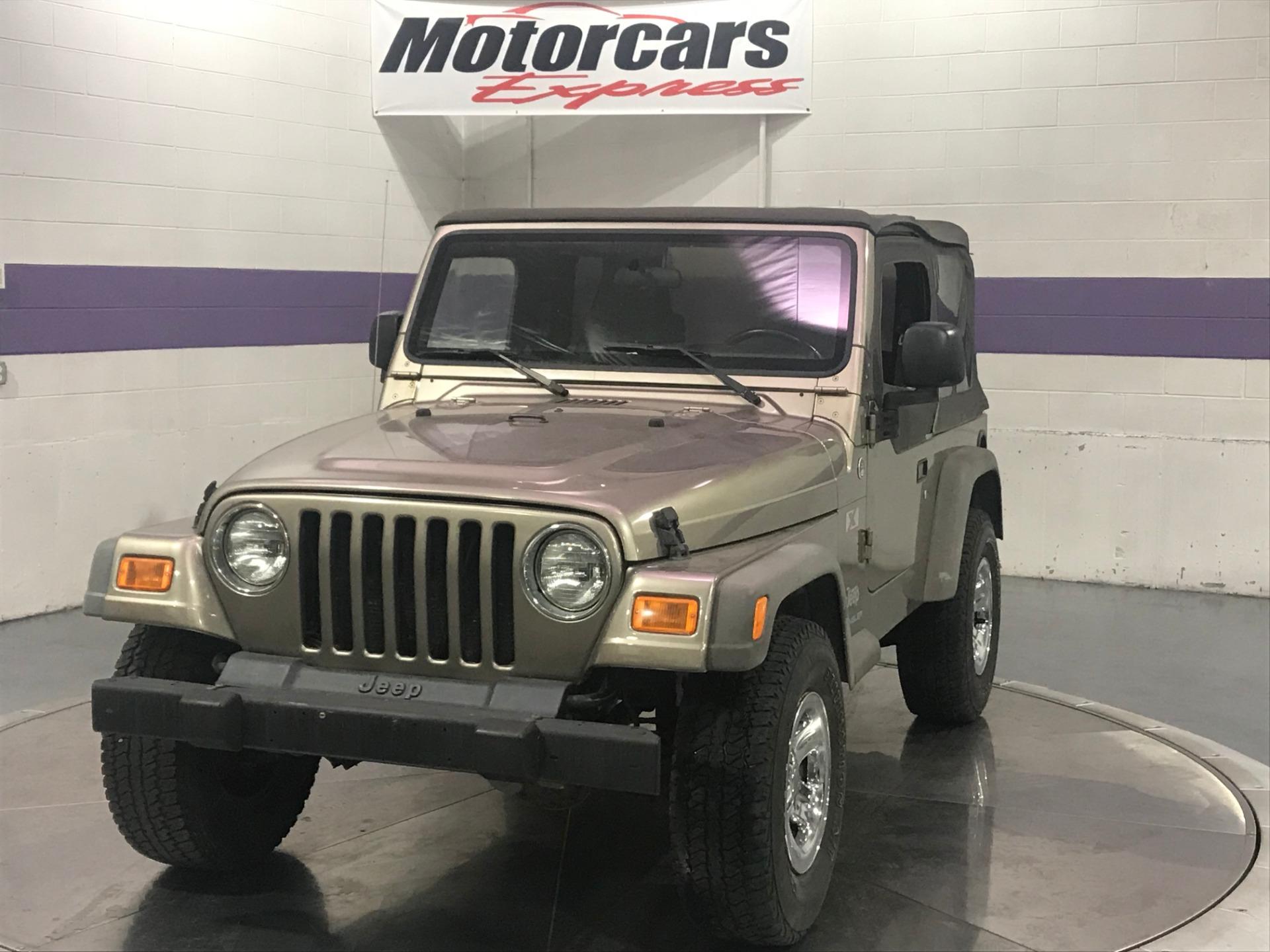2006 Jeep Wrangler X Stock 24406 For Sale Near Alsip IL