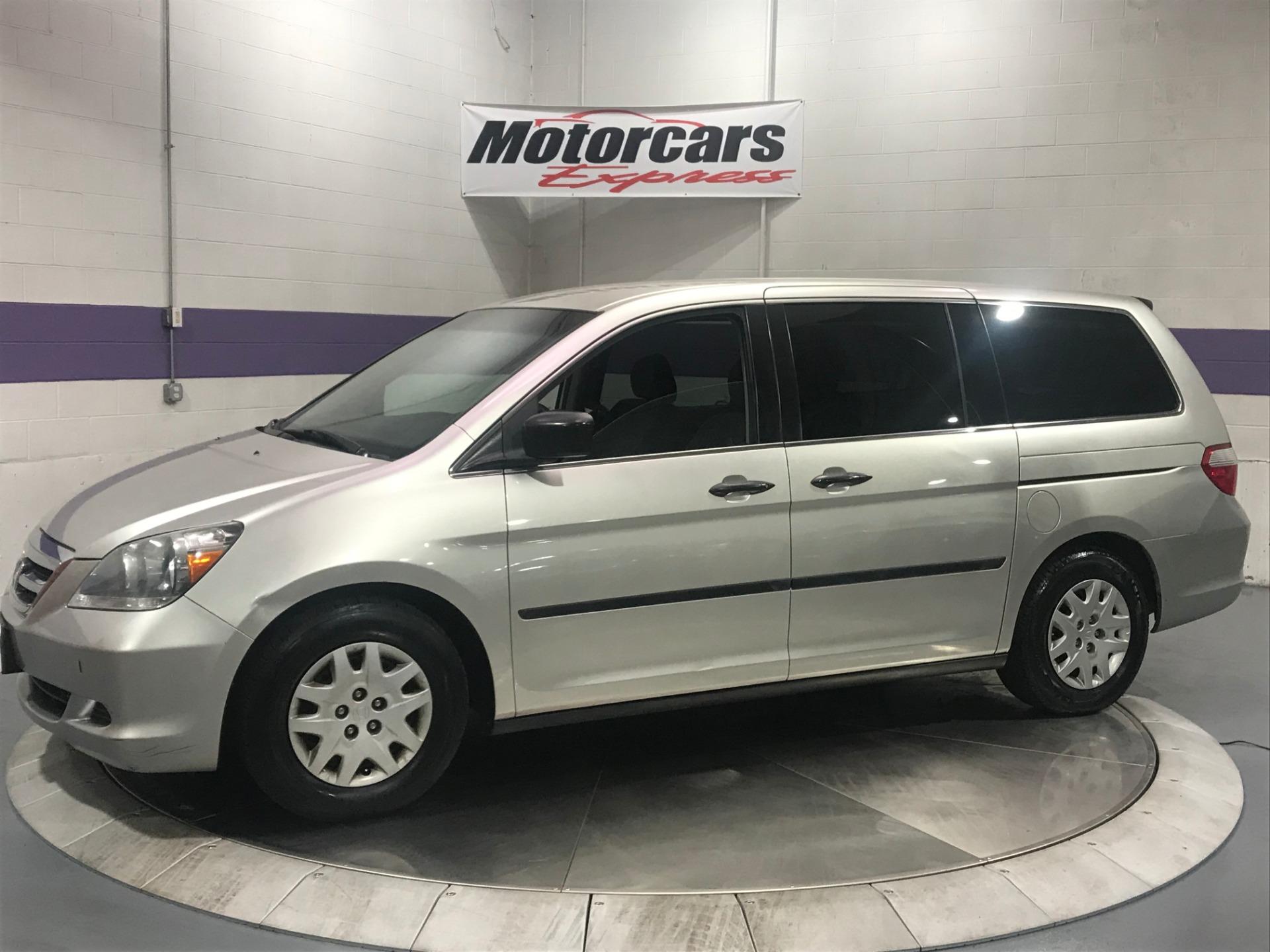 Used-2007-Honda-Odyssey-LX