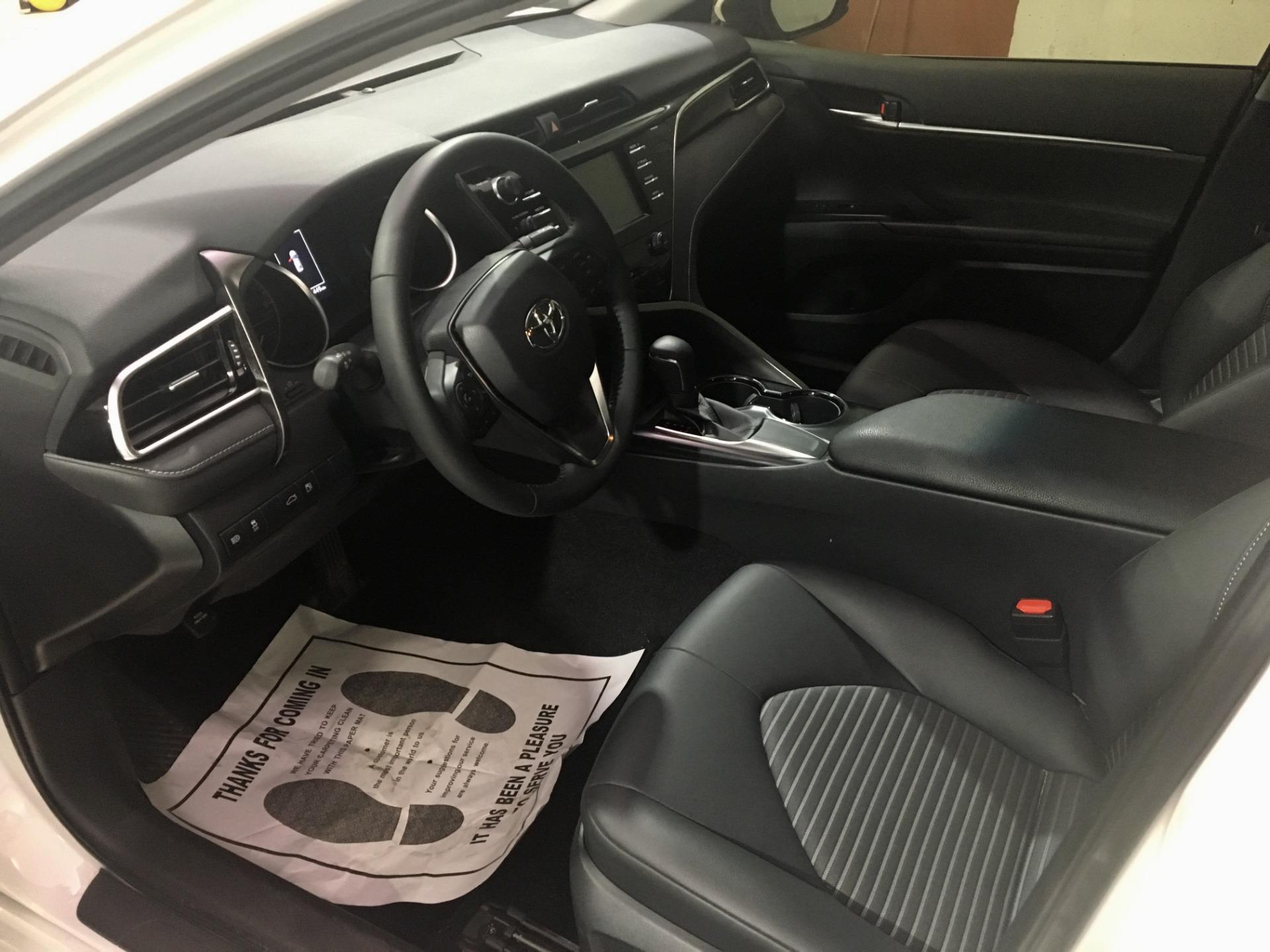 2018 Toyota Camry SE 4dr Sedan Stock # 24167 for sale near