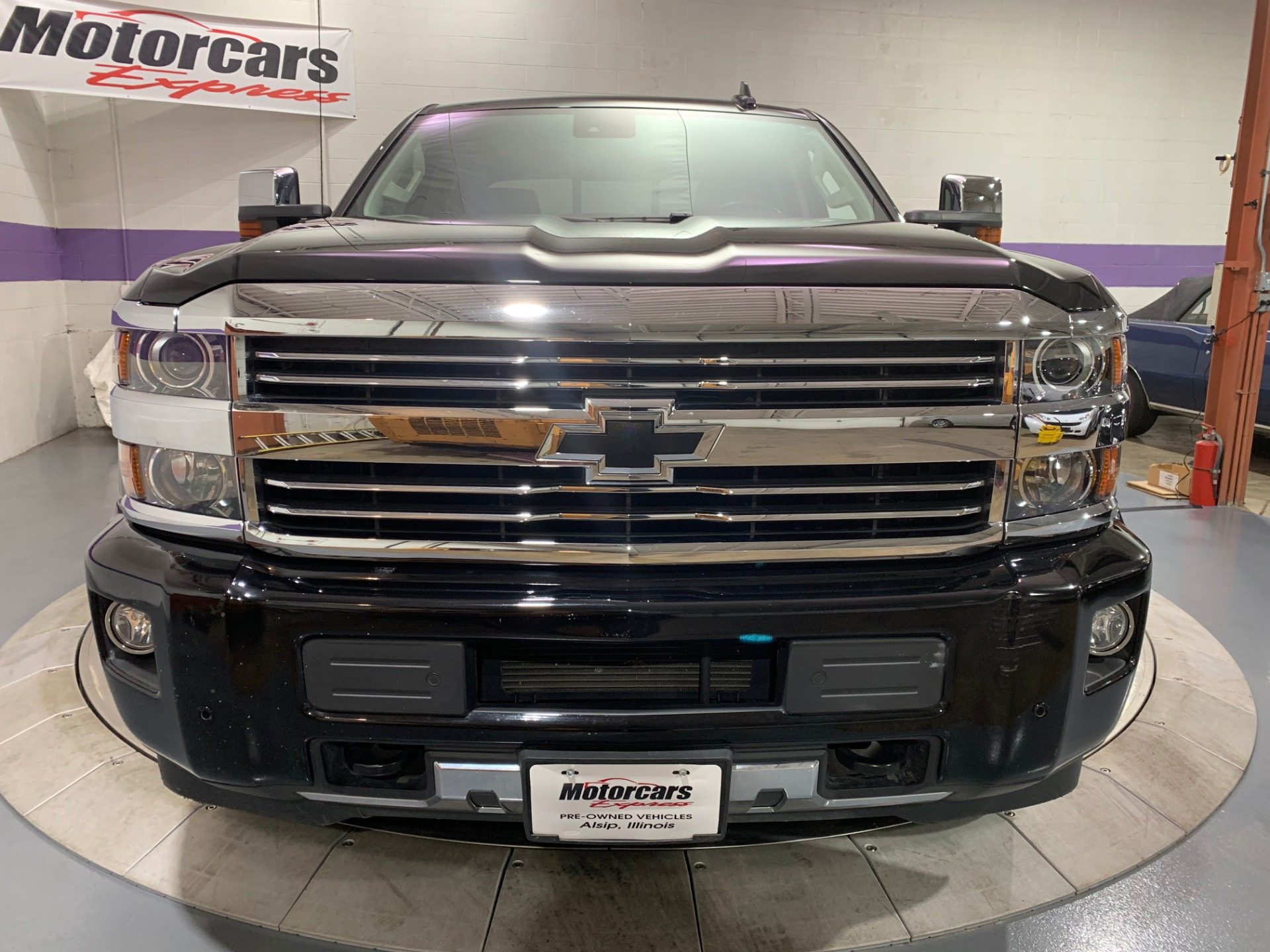 2016 Chevrolet Silverado 2500hd Diesel High Country Stock Mce2 For