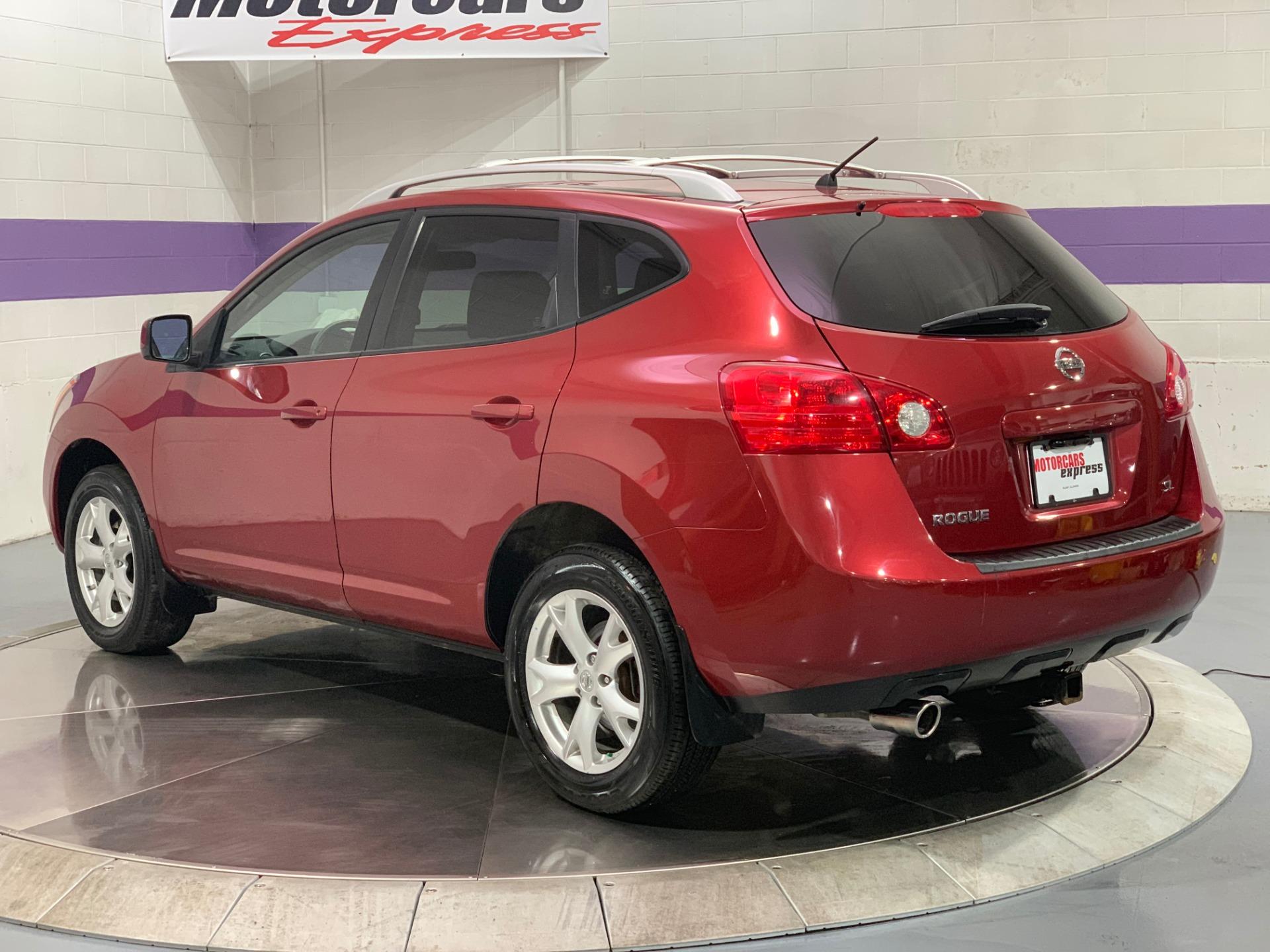 Used-2008-Nissan-Rogue-SL
