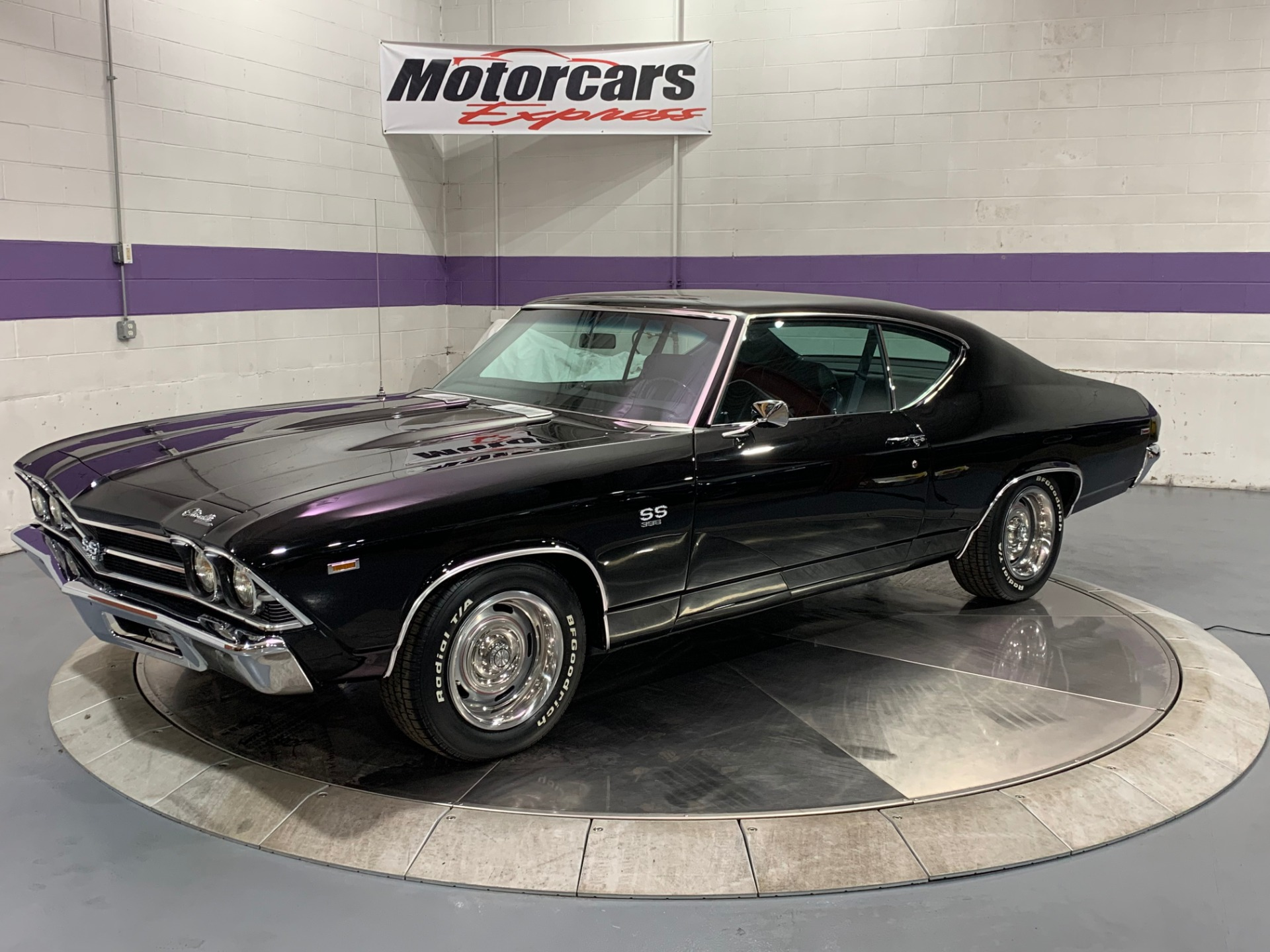 Chevrolet Dealer Near Me >> 1969 Chevrolet Chevelle SS 396 Stock # 24900 for sale near Alsip, IL | IL Chevrolet Dealer