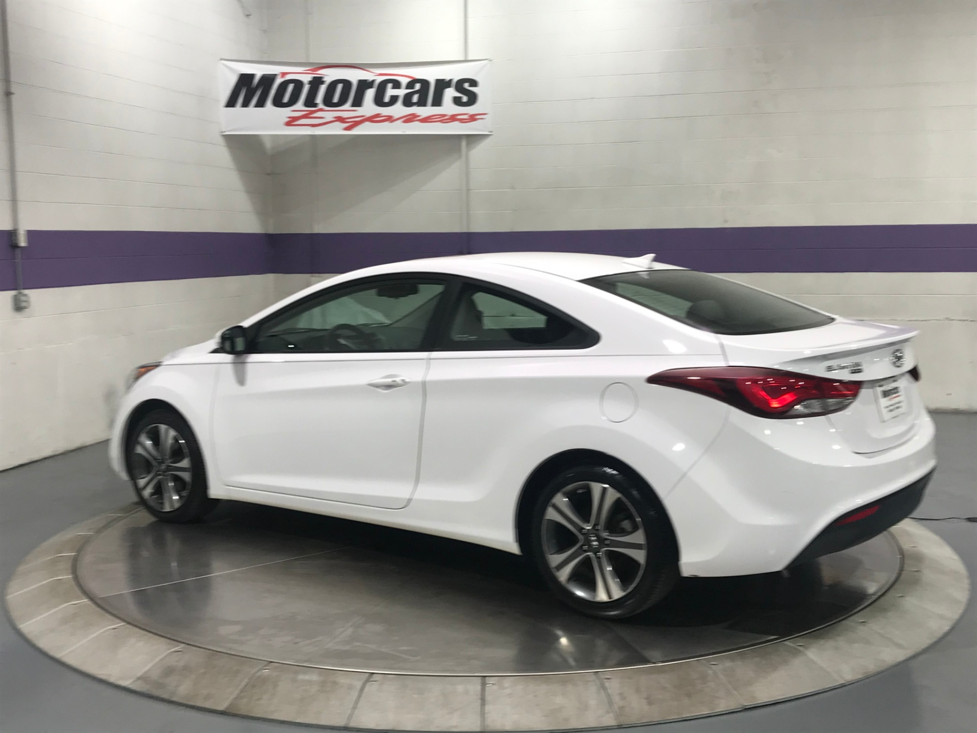 Hyundai Elantra Coupe >> 2014 Hyundai Elantra Coupe Stock 24943 For Sale Near Alsip