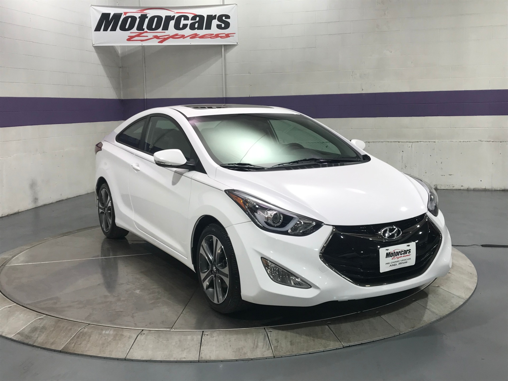 Hyundai Elantra Coupe >> 2014 Hyundai Elantra Coupe Stock 24943 For Sale Near Alsip Il