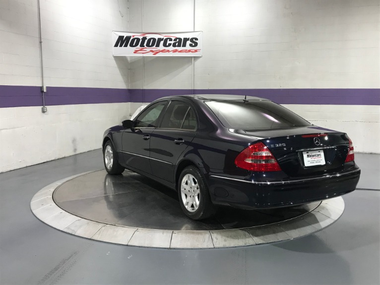 Used-2004-Mercedes-Benz-E-Class-E-320