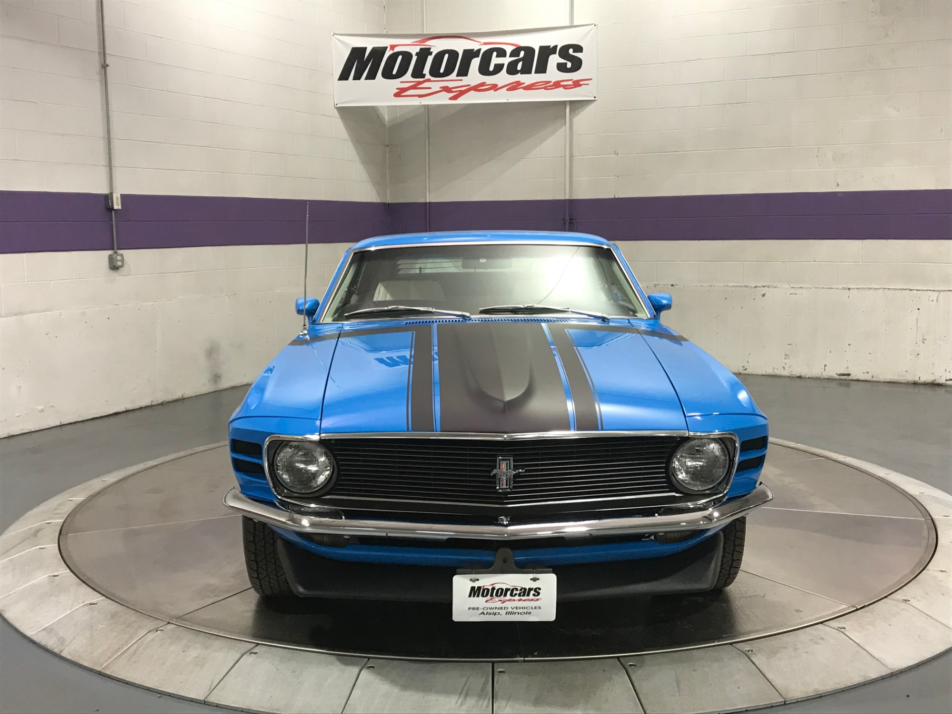 1970 ford mustang boss 302 stock mce140 for sale near alsip il
