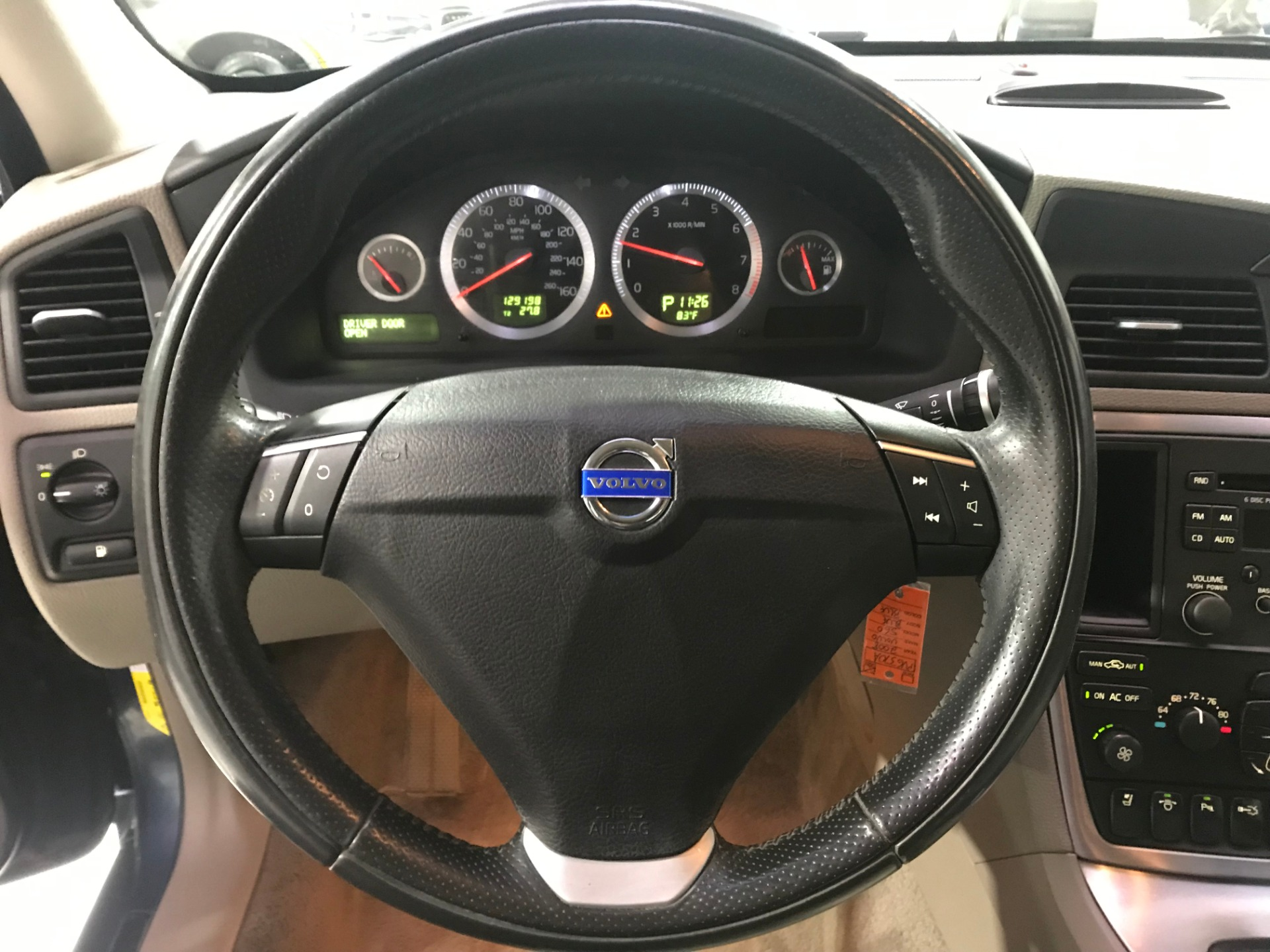 Used-2008-Volvo-S60-T5