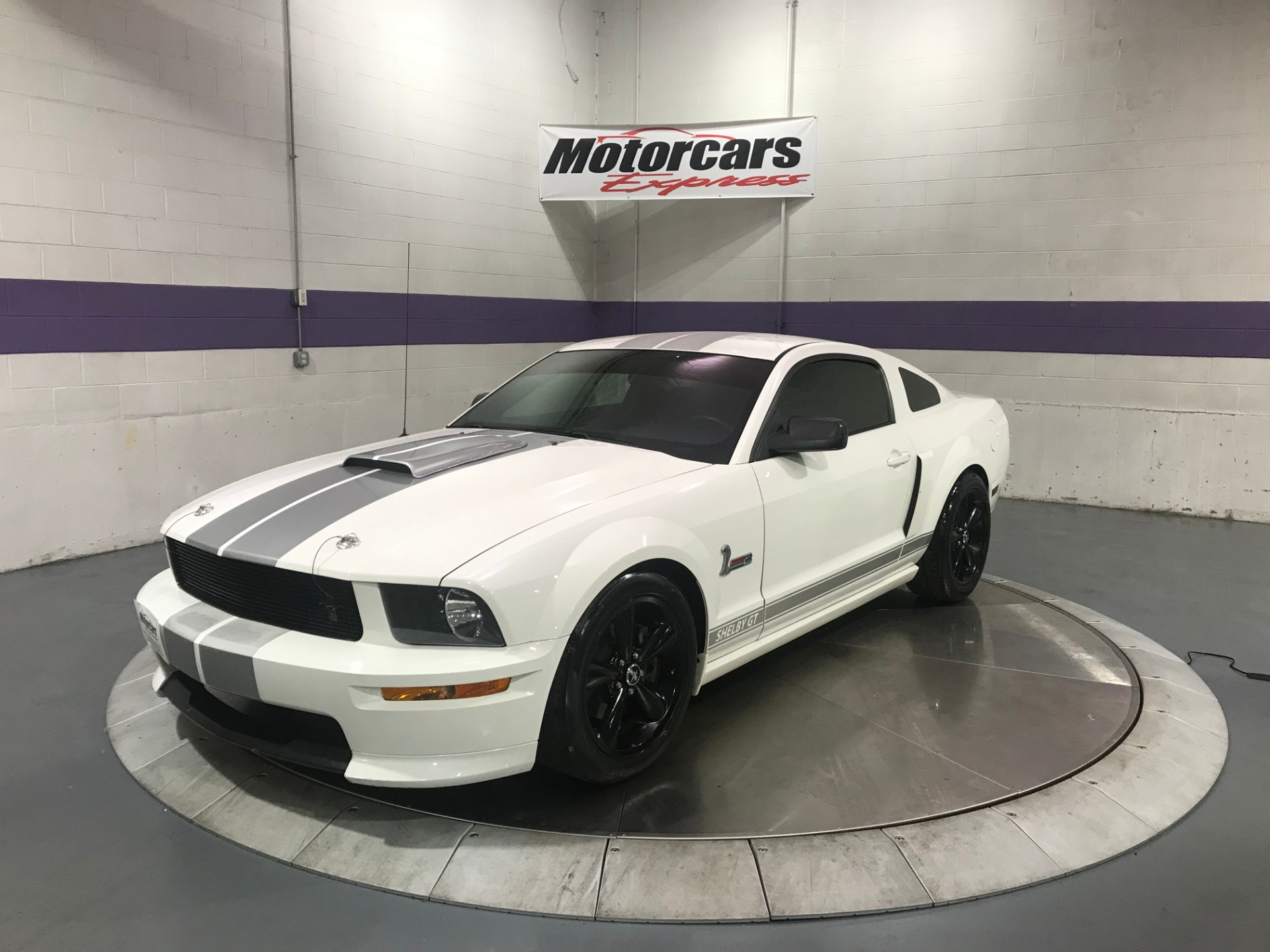 Used-2007-Ford-Mustang-GT-W/-Shelby-body-kit