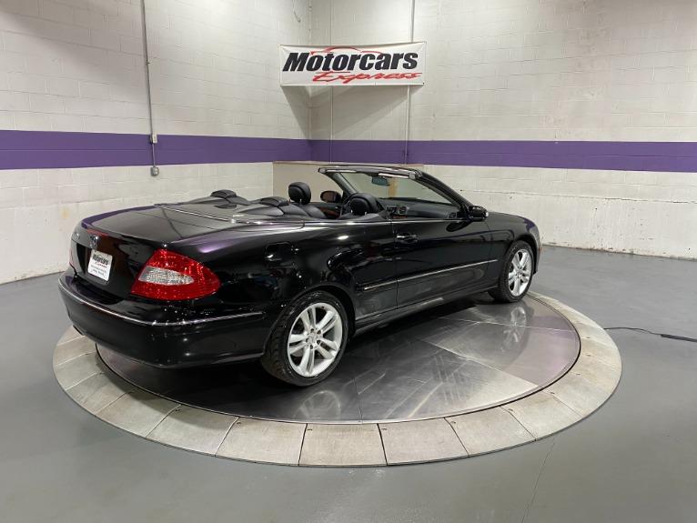 2006 Mercedes Benz Clk Clk 350 Stock Mce189 For Sale