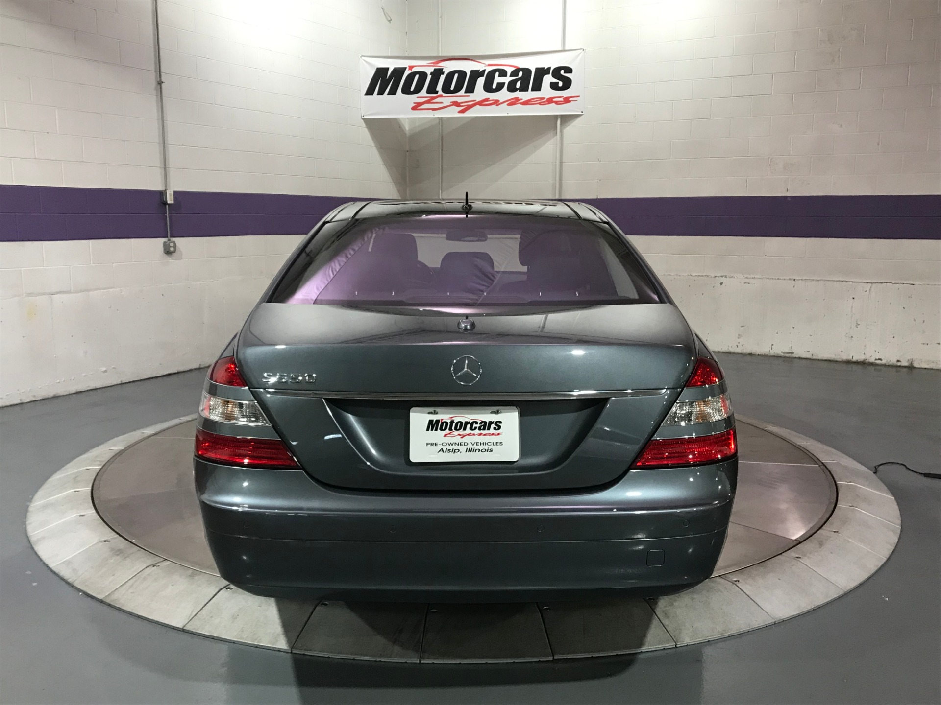 Used-2007-Mercedes-Benz-S-Class-S-550