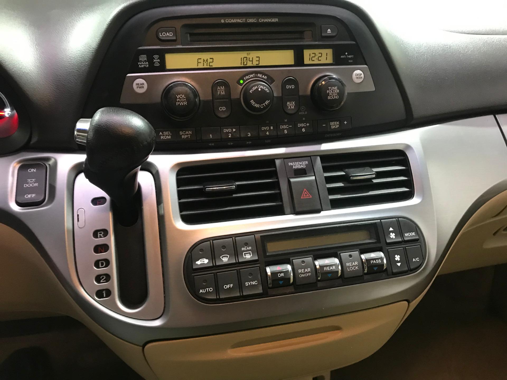 Used-2008-Honda-Odyssey-EX-L-w/DVD