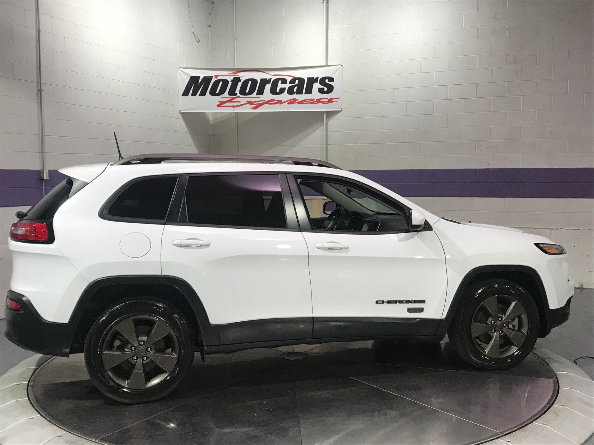 2016 Jeep Cherokee Latitude 75th Anniversary Stock # 25100