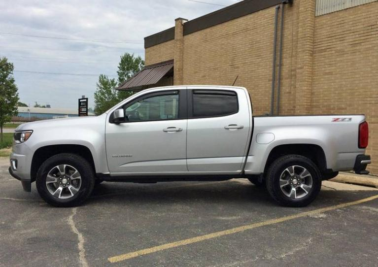 2016 Chevrolet Colorado Z71 4x4 4dr Crew Cab 5 Ft Sb Stock 4547 For Sale Near Alsip Il Il Chevrolet Dealer