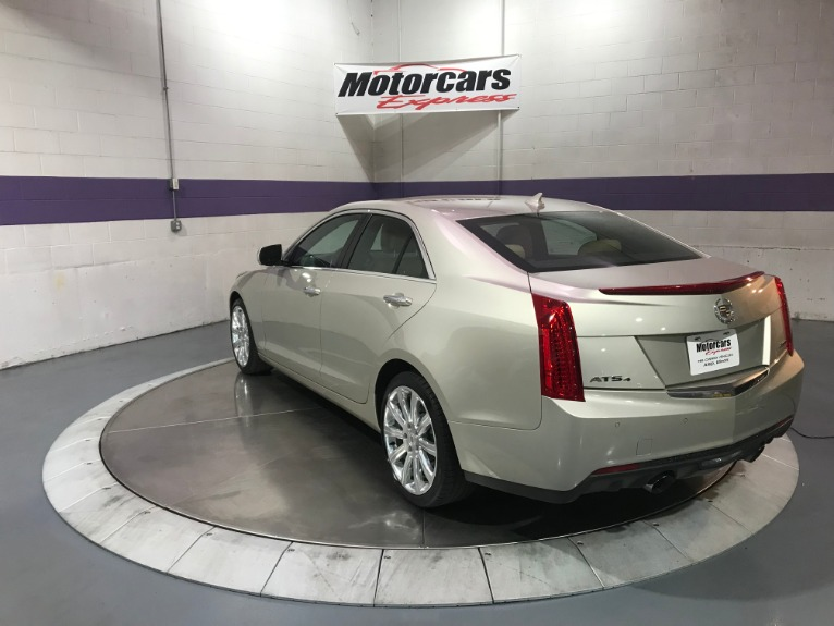 Used-2014-Cadillac-ATS-20T-Luxury-AWD