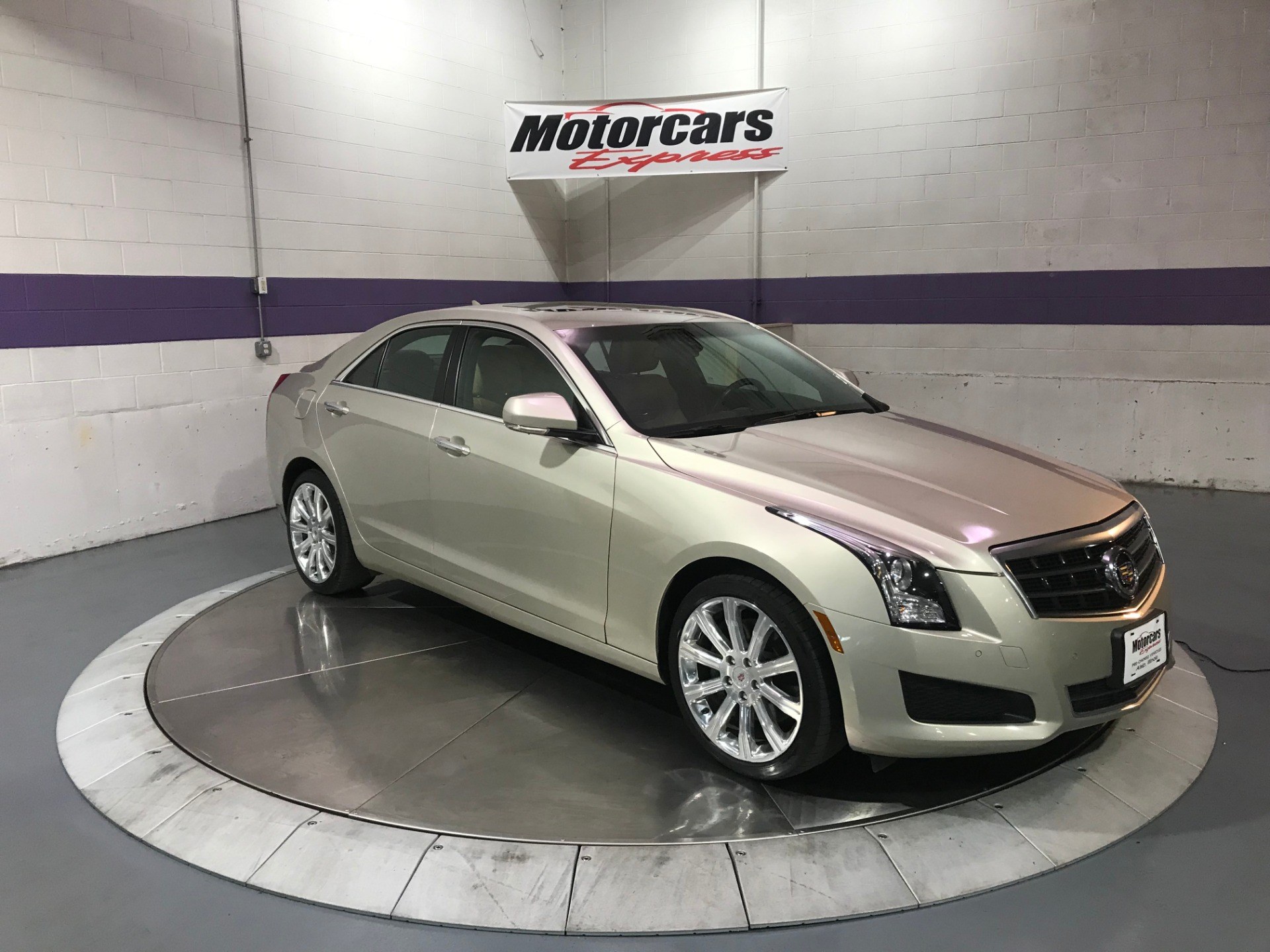 Used-2014-Cadillac-ATS-20T-Luxury