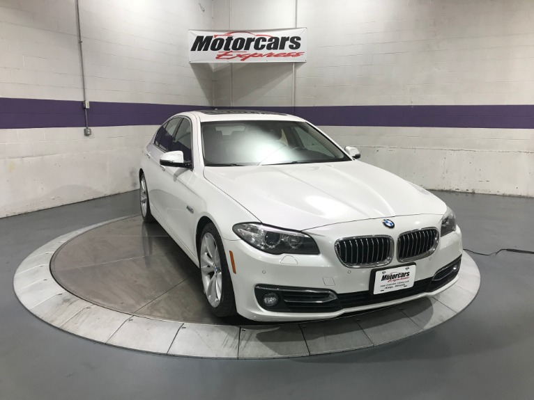 Used-2016-BMW-5-Series-535d-xDrive-AWD